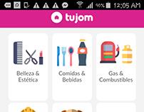 Tujom App Mobile