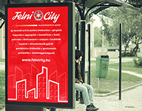 Felni City - small indetity package