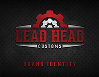 Lead Head Customs Brand