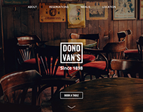 Donovan's Home Page