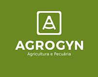 AGROGYN / Visual Identity