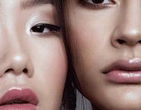 Beauty Editorial Scorpio Jin mag