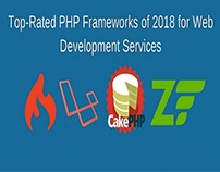 Top-Rated PHP Frameworks of 2018 for Web Development