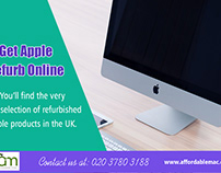 Get Refurbished Mac Online