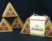 MARCA e EMBALAGEM - Ayapuá Biscoitos da Amazônia