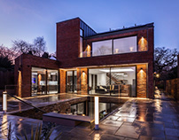 Allum Lane by Square Feet Architects