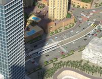 Dubai Tram