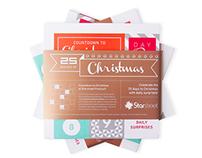 Starstreet Christmas 2013 Leaflet