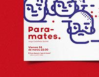Paramates. Jorge Castañeda
