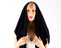 Zuzana for Elegant Magazine