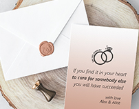Say Yes Jewelry Logo and Gift Card