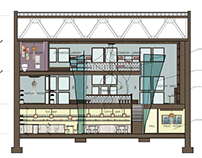 Design 5: Large Retail Store