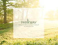 Parkway Wealth Management Group web site design