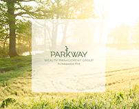 Parkway Wealth Management Group web site design