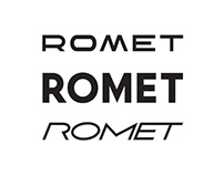 Romet bikes logo collection