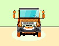 Scania Van