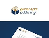 Golden Light Publishing Logo & Kurumsal Kimlik Tasarımı