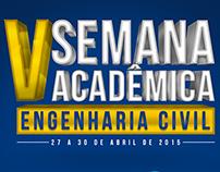 V Semana Acadêmica de Engenharia Civil