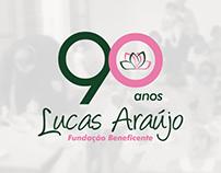 Materiais 90 anos | Fundação Lucas Araújo