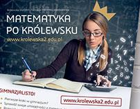 Królewska 2 - Matematyka po królewsku.