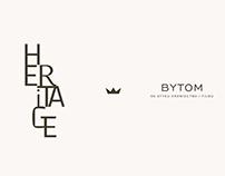 Heritage   Bytom   identyfikacja wizualna kolekcji