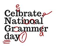National Grammar Day