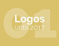Logos until 2017 – 1/2
