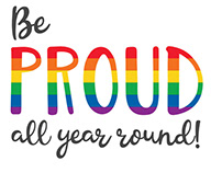 Be Proud All Year Round - Product Line