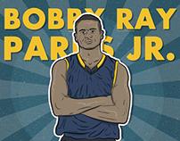 Ray Parks Jr.