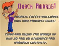 Quack Award Poster