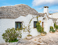 Alberobello in January - part 2