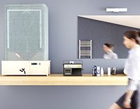 IronX, the automatic ironing system.