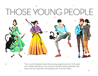 THOSE YOUNG PEOPLE