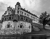 Krakow B&W II