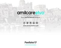 Official Portfolio 2017 - Amilcare Elvo Designer