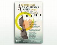 Bermeoko XXXV. Musika Astea