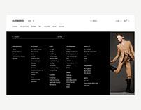 BURBERRY — E-Commerce