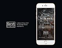 App Design - Garvh