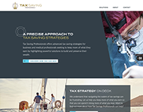 Tax Savings Website