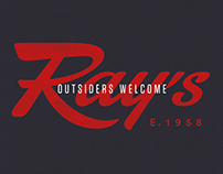 Rays Outdoors Rebrand