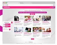 Centro de Aprendizaje Virtual Comfama