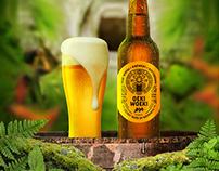Oeki Woeki Brewery Beer concept and design