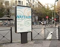 Wayfare Poster Design