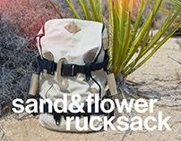 sand&flower Rucksack.