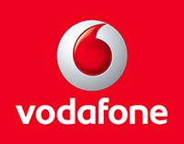 Publicity progect for Vodafone