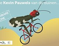Posters WK Cyclocross i.o.v. Agentschap Natuur en Bos