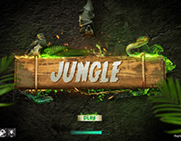 JUNGLE / Game interface