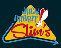 Jack Rabbit Slim's Logo