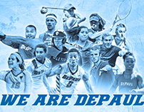 We Are DePaul (my desktop wallpaper)