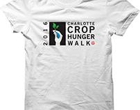 2016 Charlotte CROP Hunger Walk (Concept)